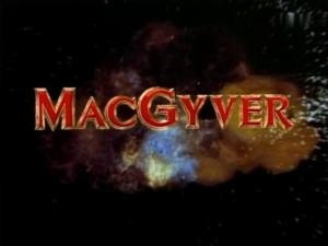 MacGyver, star des années 80