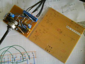 Comparaison sur les tailles respective des circuits