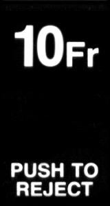 Étiquette 10 Fr