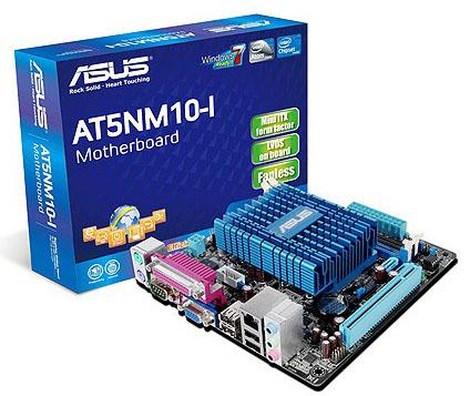 Asus AT5NM10-I / Atom D510