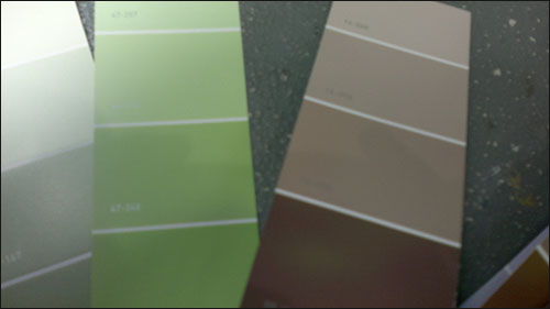 Super green www alphak net news for Peinture couleur taupe et chocolat