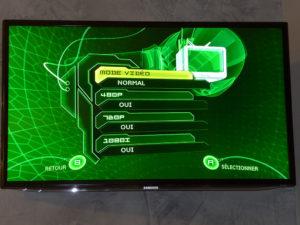 L'easter egg du dashboard de Microsoft : la résolution HD sur une console PAL !