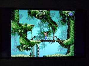 Flashback en 1080i sur TV avec conservation de l'aspect ratio. C'est beau !